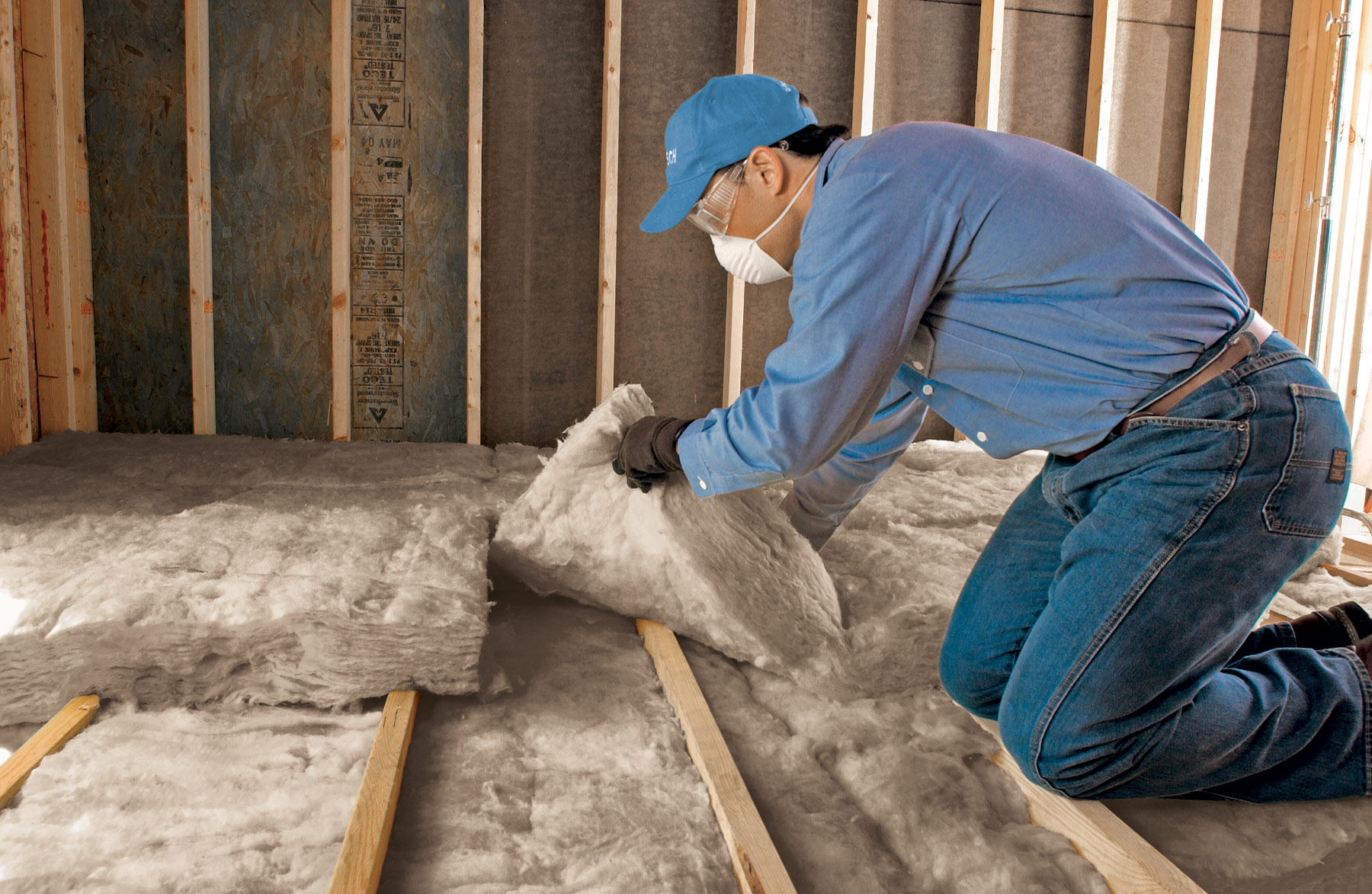 Insulation Removal Installation
