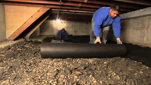 Vapor Barrier Crawl Space Amp Attic Pro